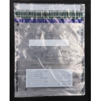 Buy cheap Ldpe Security Tamper bag Printing Envelope Tamper Evident Bag from wholesalers