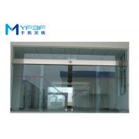 Quality Smart Automatic Sliding Glass Door Opener For Office / Shop / Cafe / Club for sale
