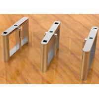 Buy cheap Fast Speed Gate / Intelligent Swing Gate Turnstile With Servo Motor Control from wholesalers