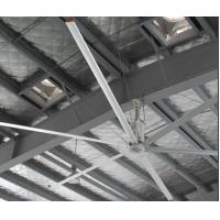 Buy cheap Aluminum Extruions Profile Of Industrial Fan Blade / Aluminium Extrusion for Cooling Blade from wholesalers