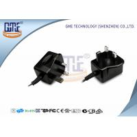Buy cheap Black GME Competitive 5W Mini AC DC Power Adapter with CE Approval product