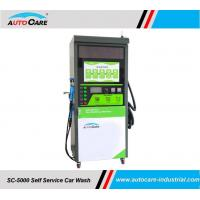 Buy cheap Self Service Car Washing Station with Coin Collector/Electric car wash machine with IC Card product
