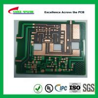 Buy cheap 4 Layer PCB For Computer , FR4 1.6MM OSP Printed Circuit Board Assembly And SMT product