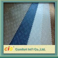 Buy cheap Classical Color Embossed Pvc Automobile Upholstery Leather Fabric 0.6 - 1.2mm Thick product