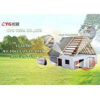 Buy cheap Double Side Reflective Insulation Foam 432N Edge Tearing Resistance Easy To Install product