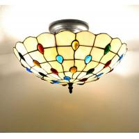 Buy cheap Mediterranean Style Ceiling Lamp Warm and Sweet Bedroom Light Living Room Lighting Fixture product