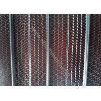 Buy cheap Galvanized Rib Lath Mesh 600mm width XT0708 2-3m Length 0.3mm product
