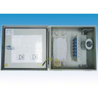 12 CORE Outdoor Fiber Termination Box Wall Mounted Fiber Optic Connection Box