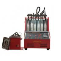 Buy cheap Electronic Fuel Injector Tester And Cleaner Machine 100W Ultrasonic Cleaner Power product