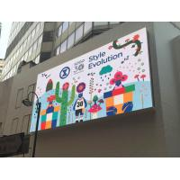 Buy cheap Outdoor Full Color Led Billboard Display for Advertising / P8 / P10 / P20 LED Board Sign product
