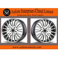 Buy cheap Susha Wheels - Gloss Black Forged Concave Wheels SAEJ2530 VIA Big Brake Kit product