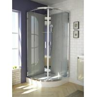 Buy cheap Shower cabin  with aluminium in chrome from wholesalers
