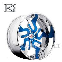 Buy cheap Auto T6061 Aluminum Forged Wheels Deep LipWheels 16 Inch - 22 Inch product