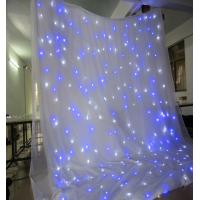 Buy cheap Outdoor Event Show Use Backdrop Manufacturer LED Light Stage Curtain product