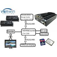 Buy cheap 3G 720P HD DVR Movil Remote Oil Gas Cut Off Mobile Video People Counter product