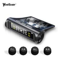Buy cheap Wireless TPMS Tyre Pressure Monitoring System Solar Energy To Get Electricity from wholesalers