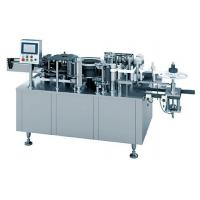 Buy cheap Automatic Roll Fed Hot Melt Glue Labeling Machine Microcomputer product