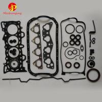 Buy cheap For HONDA CIVIC EK3 16V D15Z4 D16Y7 D16Y8 Metal Full Engine Gasket Set Overhaul Package Engine Parts12251-P2J-004 from wholesalers