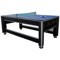 Buy cheap Professional 7 FT 3 In One Game Table , Flip Air Hockey Ping Pong Table product
