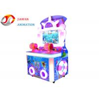 China Happy Fishing Redemption Game Machine Video Game 22 Inch Display For Two Person on sale