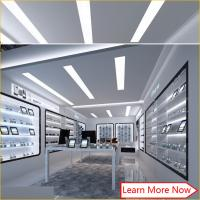 Buy cheap Modern accessory and cell phone store fixtures displays product