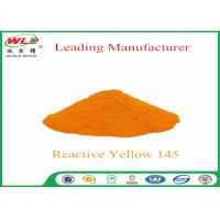 Buy cheap Non Toxic Fabric Dye C I Reactive Yellow 145 Reactive Dyes 180 Solubility product