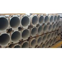 China Clear / Bronze Anodized Aluminum Extrusion Tube T4 T5 T6 For Architectural Framing on sale