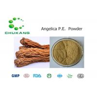 Buy cheap Natural Ingredients Powder Angelica Extract CAS 4431 01 0 Natural Herb Powder product