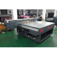 China Glass Flatbed Uv Printer , Inkjet Flatbed Printing Machine Stable Operation on sale