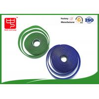 Buy cheap Custom sew on male and female Hook and Loop Tape 25 m per roll product