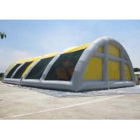 China High Durability Large Inflatable Arena Sports Tennis Tents Long Lifetime on sale