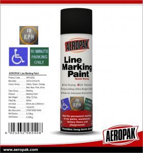 Buy cheap Aeropak 500ML Line Marking Paint product
