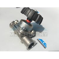 Buy cheap Stainless Steel Two Way Sanitary Diaphragm Valve (ACE-GMF-E1) product
