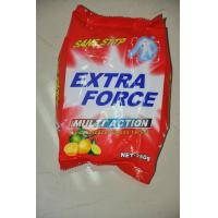 Buy cheap Hand Washing Powder EXTRA FORCE BRAND 350G, Detergent Powder product
