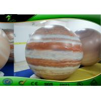 Buy cheap Inflatable Advertising Balloons , Inflatable Moon Balloon , pvc Planet Balloon , Inflatable Helium Balloon product