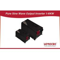 Buy cheap DC To AC Inverter /  Pure Sine Wave Solar Power Inverter For Home from wholesalers