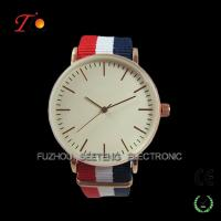 Buy cheap Colorful nato strap DW watch for promotion from wholesalers