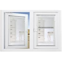 Buy cheap Custom Hollow Blinds In Window Glass Panel / Injection Moulding Glass Frame product