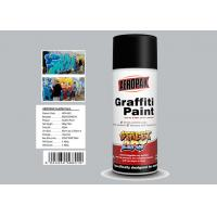 Buy cheap 65mm Diameter Graffiti Wall Painting With Silver Grey Color APK-6601-16 product