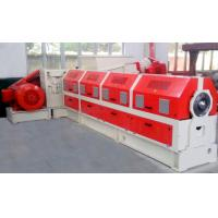 Buy cheap PLC Control PVC Cable Extruder Machine With Water Strand Pelletizing System product