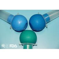 Buy cheap OEM Blue Medical Bulb Syringe 60ml Disposable Consumables 12 kg product