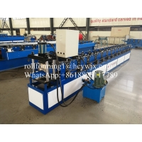 Buy cheap Automatic Roof Ridge Cap Roll Forming Equipment product