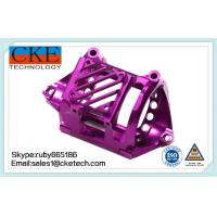 Buy cheap Al 6061-T6 Custom Anodized Precision Machined Parts With Various Colors product