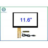 Buy cheap ILI2302 Controller USB Interface Capacitive Touch Panel For 11.6 Tablets , Consoles product