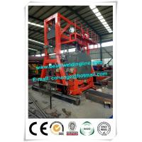 Buy cheap Oil Tank Welding Rotator , Automatic Welding Positioner For Tank Seam Welding from wholesalers