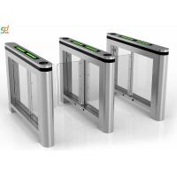 China CE Approval  IP65 Automatic Supermarket  Swing Barrier Gate,Remote Control Gate on sale