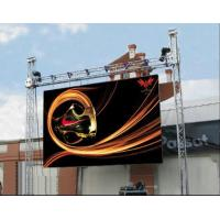 Buy cheap Ultra Light Led Video Wall Rental Die Cast Aluminum P4.81mm Outdoor For Stage from wholesalers