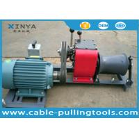 Buy cheap Cable Winch Puller 1 Ton Electric Cable Winch Puller for Tower Erection product