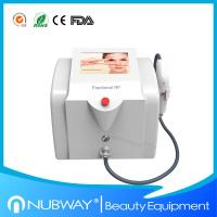 Buy cheap CE / FDA approved Micro Needle RF/fractional system/scar wrinkle removal/skin whitening/tightening/acne product