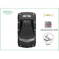 China Nfc Uhf Walkie Talkie Military Spec Smartphone Rugged 4G Mobile Phone on sale